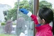 ガラス・サッシクリーニング